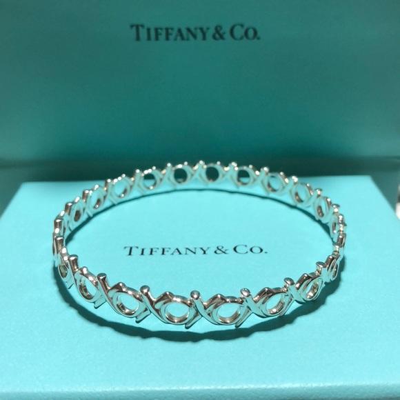 Tiffany Amp Co Jewelry Authentic Tiffany Co Xoxo Bracelet